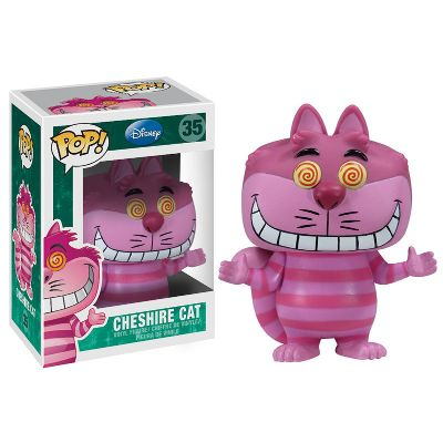 Funko Pop Vinyl Disney : Figurine Chat de Chester