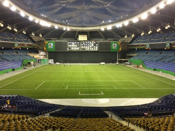 Carpell Surfaces and Act Global have been selected to provide a high performance synthetic turf pitch for Montreal's Olympic Stadium. To know more about Xtreme Turfs visit Act Global.