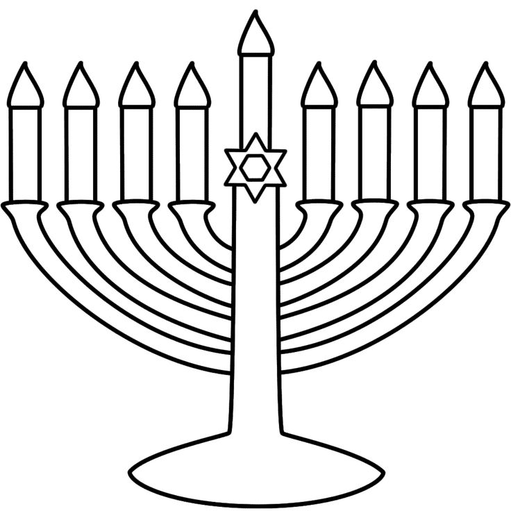 Chanukah coloring pages | Hanukkah | Pinterest | Hanukkah, Holidays ...
