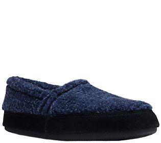 Tempur-Pedic Men's Slip-on Slippers - Stratus 2