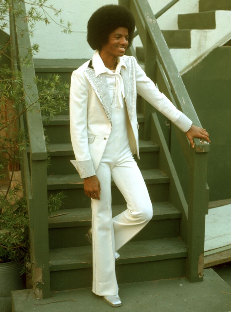 Michael Jackson S Fashion Style 70s African