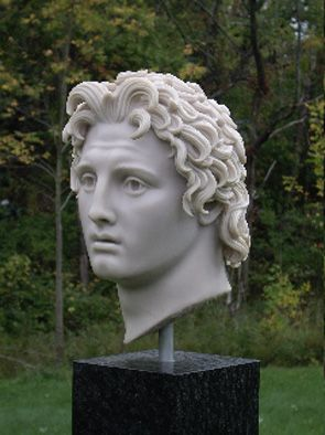 Alexander the Great - Macedonia the ancient kingdom of Greece (Hellas)