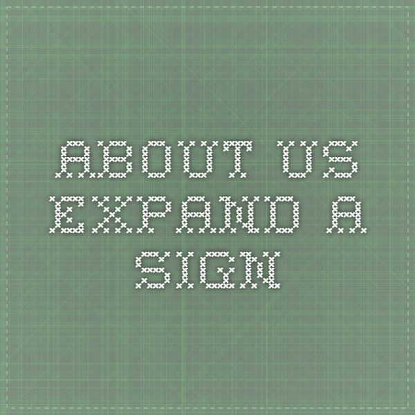 About Us - Expand A Sign http://www.expandasign.co.za/about/