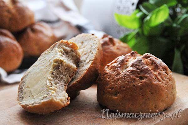 Bułki pszenno-żytnie