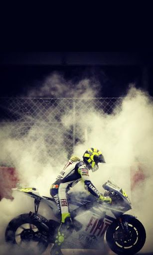 Do you love Valentino Rossi?<br>✔ Best selected HD wallpapers from the 'Real Fan' of Valentino Rossi (VR46) Free for Android Device.<br>✔ Very Easy with one click you can set the image as you like and change wallpaper when you want.<br>✔ We will update more Rossi's wallpapers every week, please follow from this page. <p>Short Biography :<br>Valentino Rossi (Italian pronunciation: [valenˈtiːno ˈrossi]; born 16 February 1979 in Urbino, Marche) is an Italian professional motorcycle racer and…