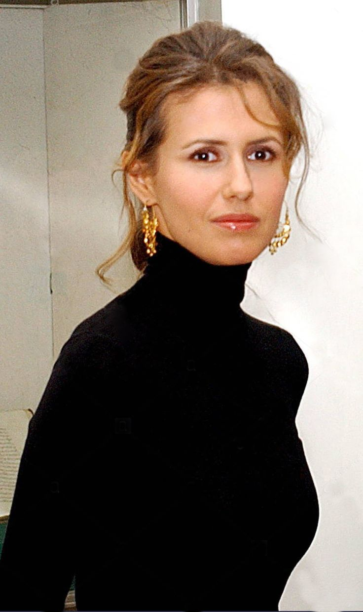 544 best Asma Al Assad images on Pinterest | Bashar assad ...
