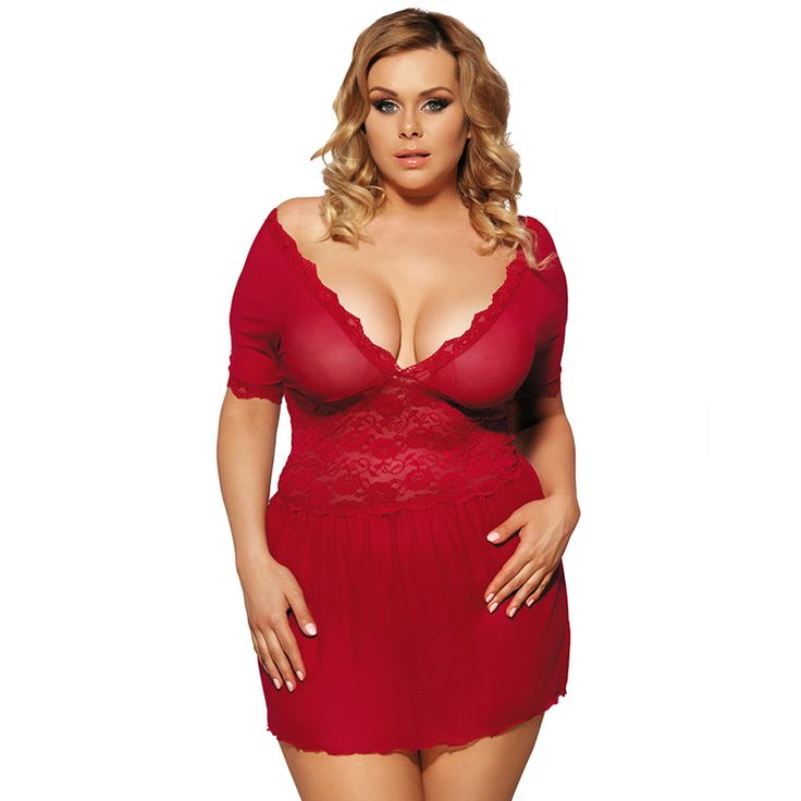 RA70335 Good quality 2016 new arrival plus size erotic underwear beautiful dark red sleepwear women fitness lingerie sexy * Be sure to check out this helpful article. #Lingerie
