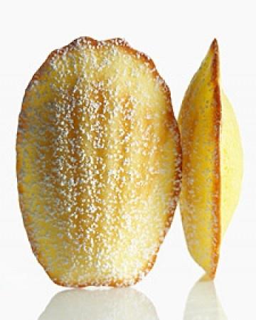 Martha Stewarts Lemon Madeleines