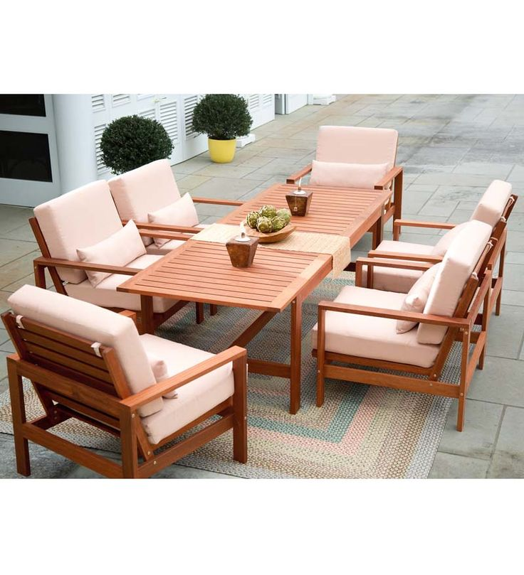1000 Images About Wood Patio Furniture Amp Outdoor