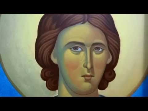 """All steps of painting an icon"" by Byzantine School of Iconography. - YouTube"