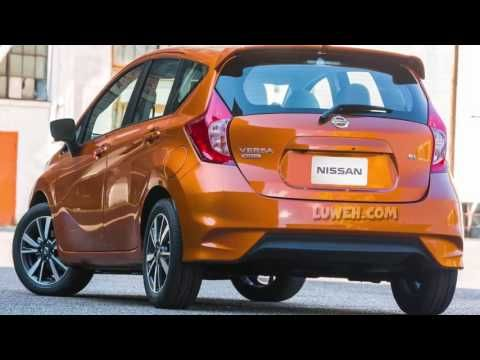 2017 Nissan Versa Note Interior, Extertior, Hatchback Specs Review