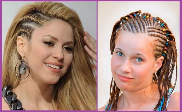Peinados con trenza africana peinadosde10 ideas trenzas, cortes de pelo y peinados con trenzas, coletas trenzadas, trenza tribal, trenza africana mujer y niña
