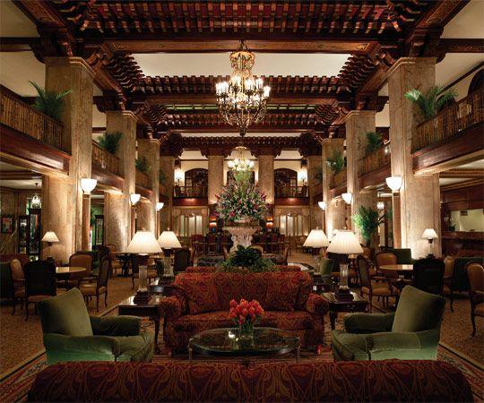 Peabody Hotel Lobby - Memphis