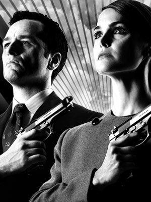 The Americans (2013) une série TV de Joe Weisberg avec Keri Russell, Matthew Rhys. Retrouvez toutes les news, les vidéos, les photos ainsi que tous les détails sur les saisons et les épisodes de la série The Americans (2013)