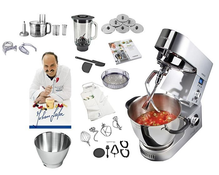 Die Besten 25+ Kenwood Küchenmaschine Ideen Auf Pinterest