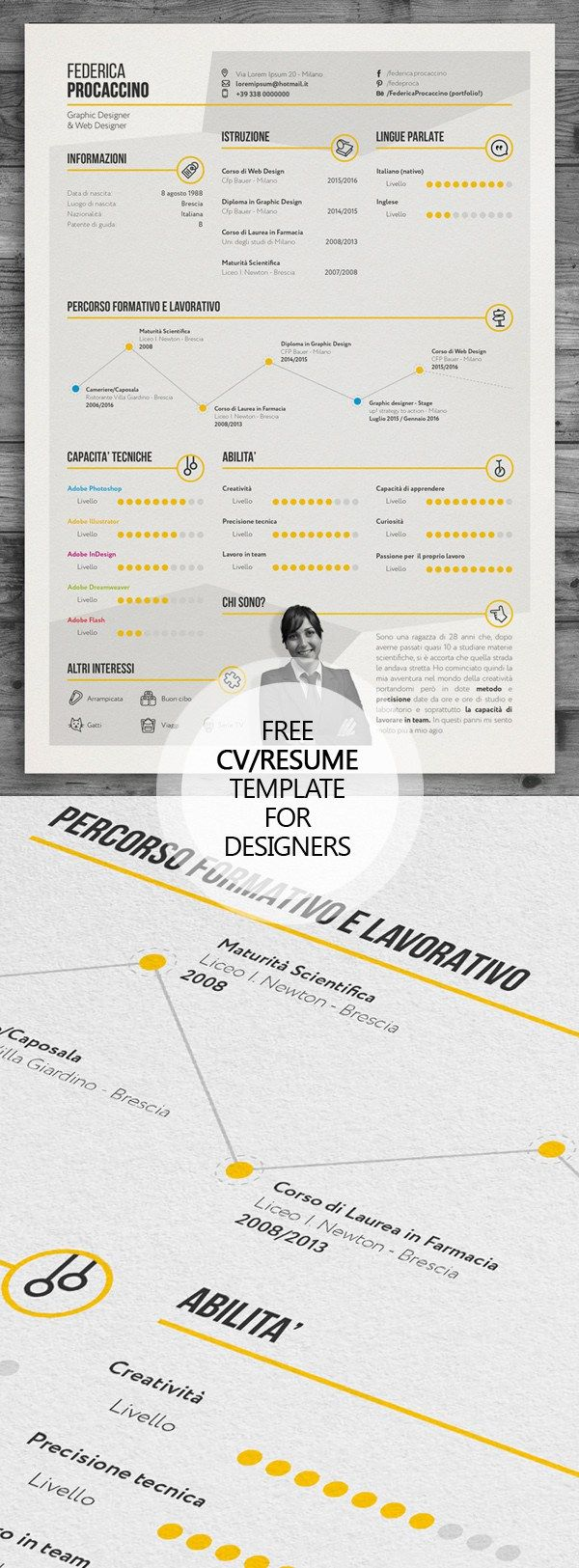 25 best cv images on Pinterest | Creative curriculum, Curriculum and ...