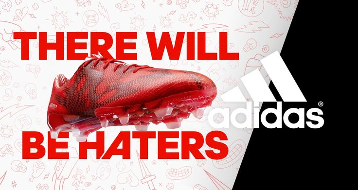 There Will Be Haters feat. Suárez, Bale, James and Benzema -- adidas Foo...