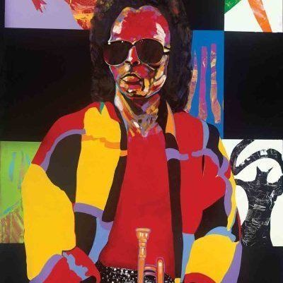 Miles in Paris  by Prettyman  Miles in Paris is a live album by Miles Davis recorded at the Paris Jazz Festival on November 3 1989.  #popart #dormlife #collegedecor #dormstyle #backtoschoolart #backtoschool #canvasart #colorfulart #vibrantcolors #poparticon #famouspeople #milesdavis #miles #jazz #milesinparis #artshow #giclees #artists #jerryprettyman #prettyman #mdart #vaart #dcart #dmvart #loveart #artlover #supporttheartist #museumquality #interiordesign #walldecor