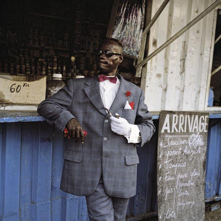 Sapeur, Congo Brazzaville