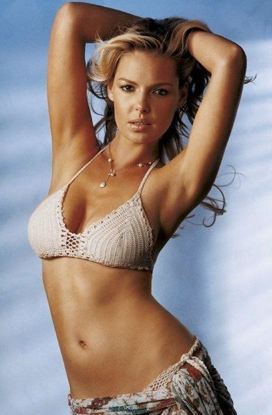 gonna put her on my fridge...    katherine-heigl-bikini-pic.jpg (393×600)
