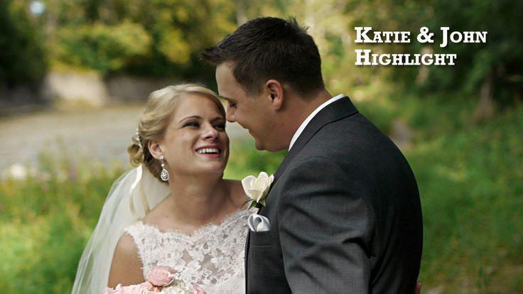 Katie & John Wedding Highlight Film