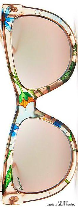 Gucci Wayfarer Sunglasses   House of Beccaria~   Follow if you like what you see ;)  ~ @harmony0406