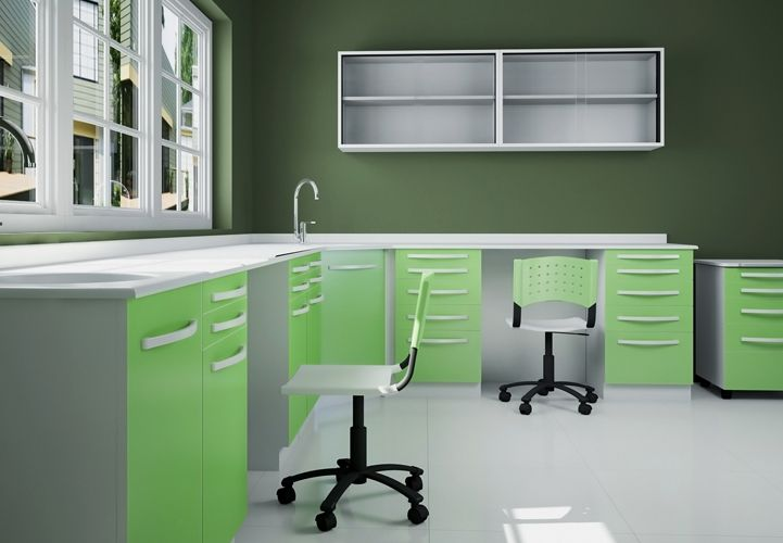 We Are Specialized In Providing Of Dental Laboratory Furniture