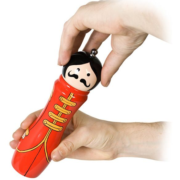 Sgt. Pepper Mill  : Gift, Pepper Mills, Beatles, Kitchen, Products