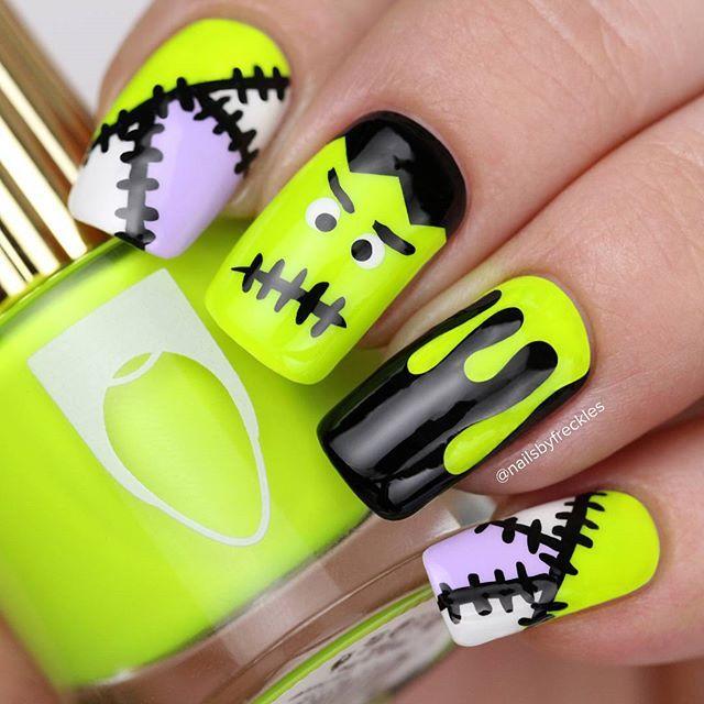30 best Diseños para tus uñas images on Pinterest | Fingernail ...