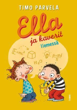 #Ellajakaveritliemessä  #Ellajakaverit, iloa koko perheelle!  Ellan juhlavuosi 2015 on täynnä riemua. Perheet ovat saaneet nauraa yhdessä jo 20 vuotta, kiitos Timo Parvelan. #TimoParvela