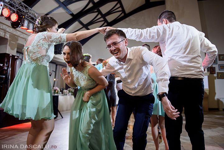 Alexandra & Sorin - Fotografii petrecere nunta - Irina Dascalu Photography