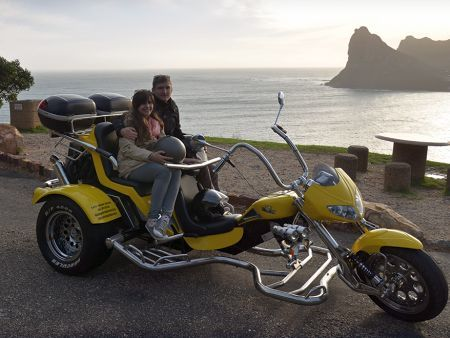 Cape Point Coastal Trike Tour