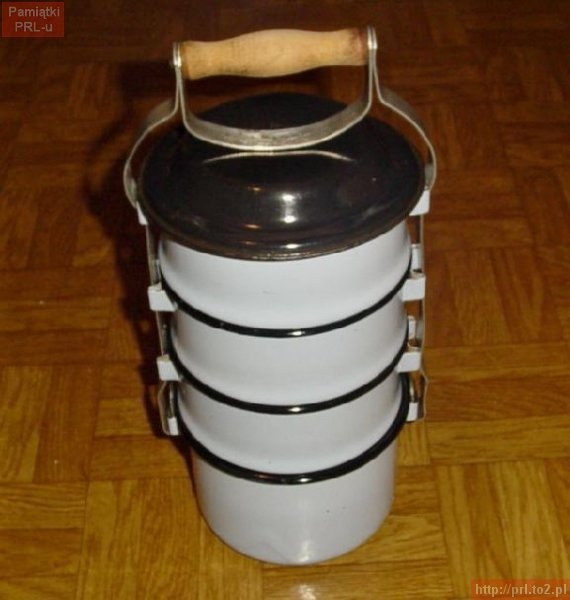 Menazka na Biwak /Lunchbox