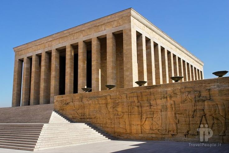 Mausoleo di Atatürk - #Ankara