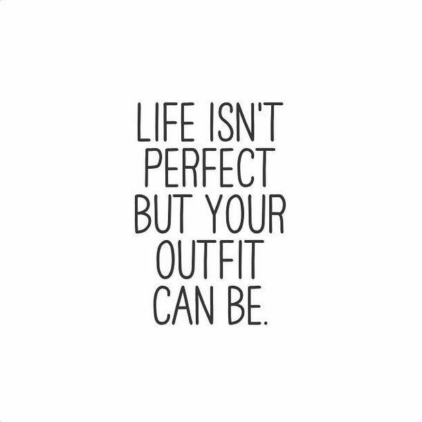 Life isn't perfect  ♡
