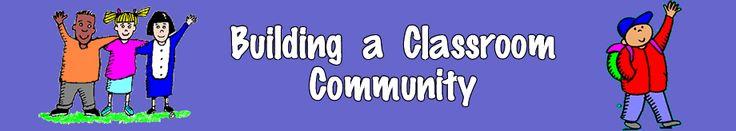 Building a Classroom Community- Cooperative Games