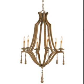 curry co lighting. I Love This Curry And Co. Wood Chandelier. Co Lighting U