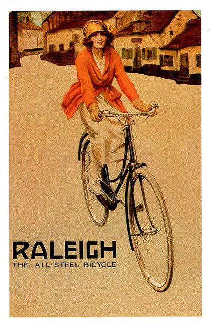 Raleigh vintage adverts | Flickr - Photo Sharing!, c 1917