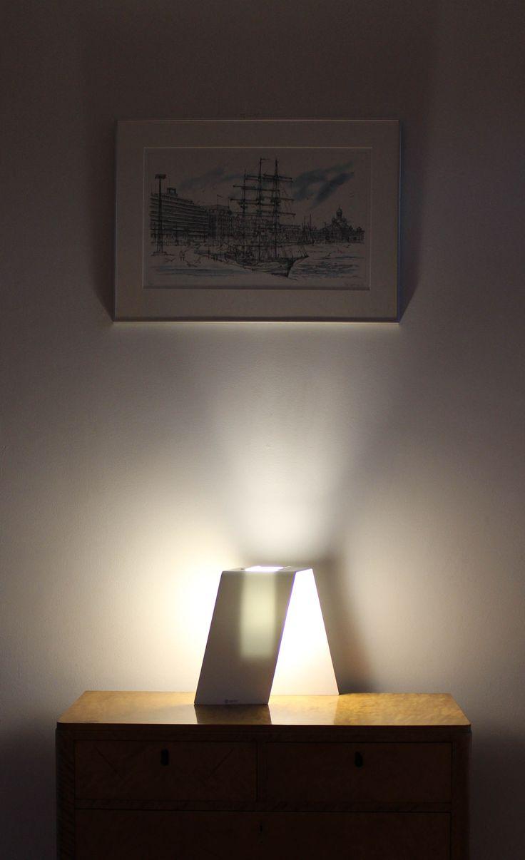 #step #lamp #design #madeinfinland #helsinki #nordicdesign #tablelamp #finnishdesign #interior #interiors #light #finland #designlamp #art