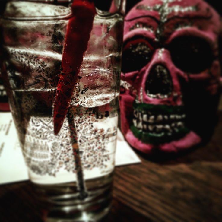 Perfect Blog article about the die de los muertos at Bar Mandarin oriental Munich Blog Artikel