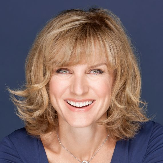 Fiona Bruce - Easy-to-Style Fringe - Celebrity Fringe Hairstyles - Woman And Home