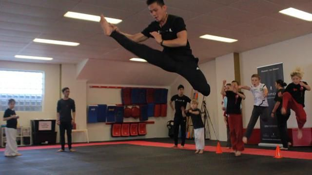 The #BanksTownMartialArt provides a great training in #Kickboxing, #Martial_Arts, #Muay_Thai, #Jiu_Jitsu, Self Defense. Looking to get fit, learn self-defense, or want to learn martial arts techniques? Here it is! The best place where you can learn about these things from our professionals. Find, compare and select #Kickboxing_Sydney Classes & Lessons for Kids in your Region.