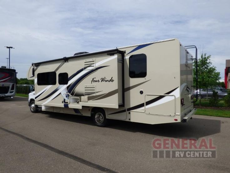 New 2018 Thor Motor Coach Four Winds 31Y Motor Home Class C at General RV   Wixom, MI   #158181