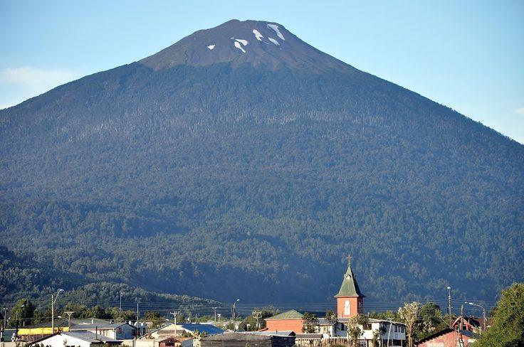 Volcán Hornopirén - Chile