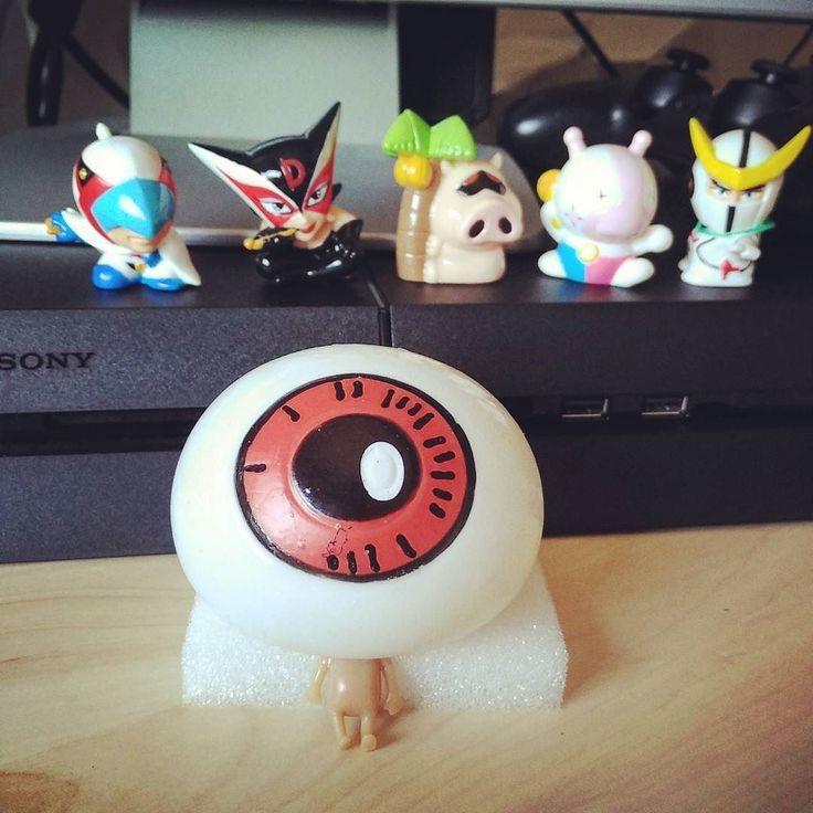 Mi sento osservato#Giappone #Japan #travel #viaggio #amazing #YouTube #vlog #travelblogger #travelvlogger #photooftheday #photography #japantrip #turismo #sugoi #onlyinjapan #toyphotography #toys #manga #anime #actionfigures #tatsunoko #gatchaman #casshern #pig #eyes #eye