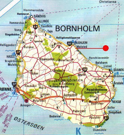 bornholm,denmark