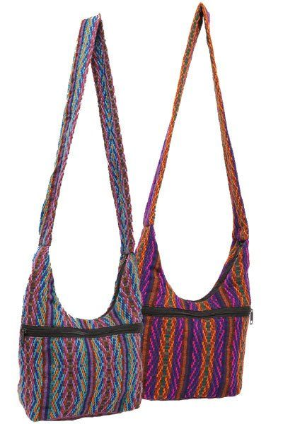 Zipper Hippie Bag