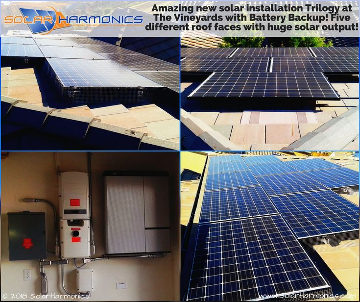 Amazing new #solar #installation @TrilogyatTheVineyards with #Battery Backup! Five different roof faces with huge #solar output! This system features: @Panasonic HIT #Solar Panels@SolarEdge Technologies Inc.@Everest Solar@LG Chem Resu Battery Also featuring equipment from: @KrannichSolarUSA www.SolarHarmonics.com #solarpower #solarenergy #renewable #installation #cost #company #power #energy #sun #fun #local #business #green #gogreen #great #beautiful #home #farm #Solar #Energy #Equipment…