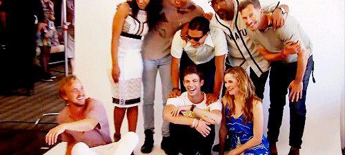 Season 3 premieres Tuesday, October 4 on The CW!  gif