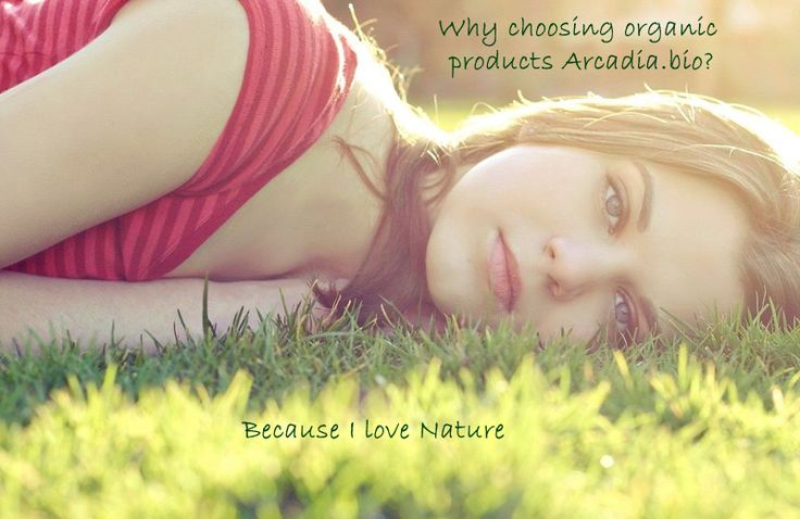 Why choosing organic products Arcadia.bio?